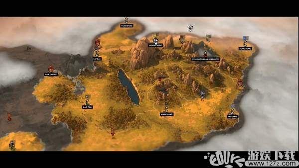《三国:全面战争》发布预告 董卓将以隐藏势力登场