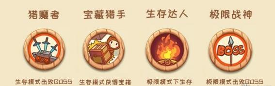 《迷你世界》猎魔者勋章怎么获得 猎魔者勋章获取攻略一览