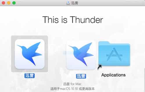 迅雷 Mac版