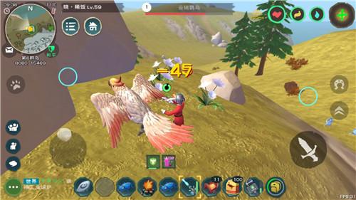 创造与魔法云斑鹦鸟的饲料是什么 云斑鹦鸟位置