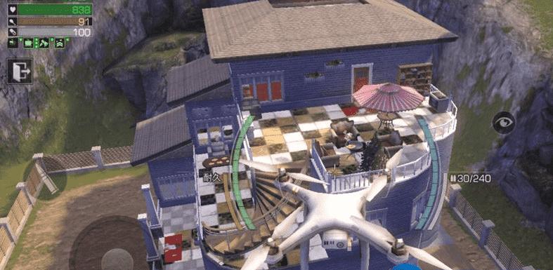 明日之后:无人机的使用步骤是什么,无人机怎么玩?