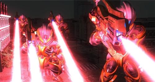 地球防卫军5全新DLC上线! 网友:打外星人?