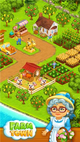 梦想城镇农场·庄园·城市建设