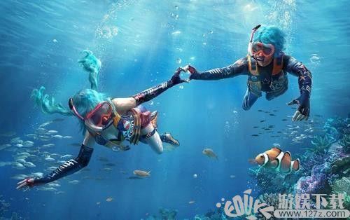 和平精英海洋惊喜宝箱怎么获得 海洋惊喜宝箱获取方法介绍