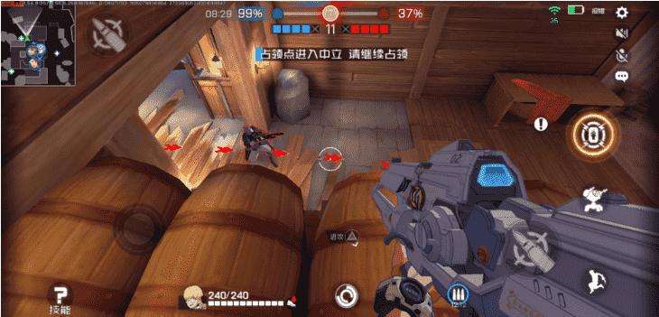王牌战士:安全屋防守策略