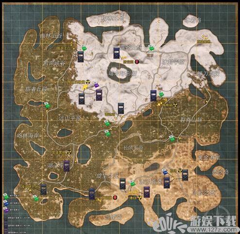 文明重启哪有熊洞  熊洞的位置在哪