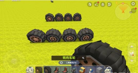 迷你世界超级坦克怎么做   超级超克制作方法