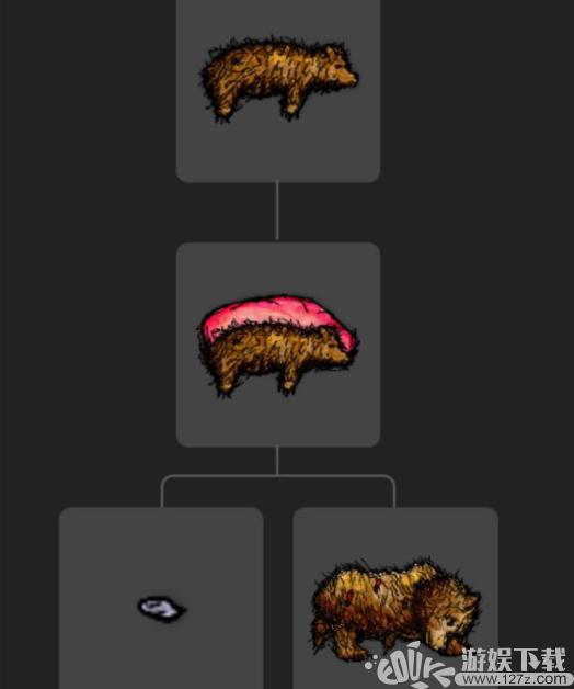 希望之村游戏熊怎么杀  熊皮地毯怎么做