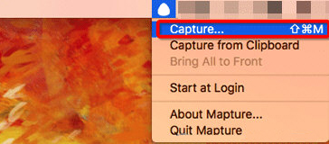 Mapture(小巧截图应用) Mac版