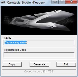 Camtasia Studio9密钥工具