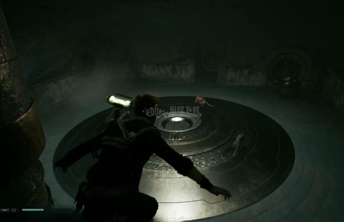 星战绝地伊尔拉姆陵墓圆盘谜题怎么解 圆盘谜题解谜