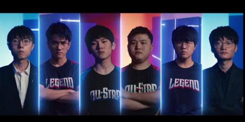 LPL全明星周末宣传片 阿水、UZI巅峰对决 7酱成为最大遗憾