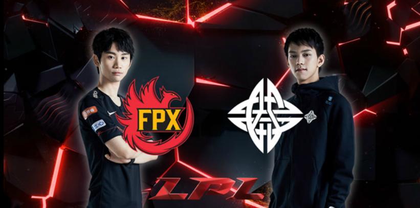 2020LPL春季赛FPX vs ES第一场比赛视频回顾