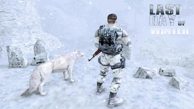 前线战场冬季狙击手破解版