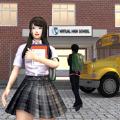 动漫学校的女孩生活模拟器中文破解版