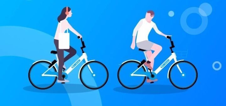 共享单车APP软件大合集