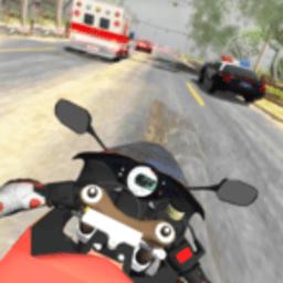 城市交通骑士模拟器